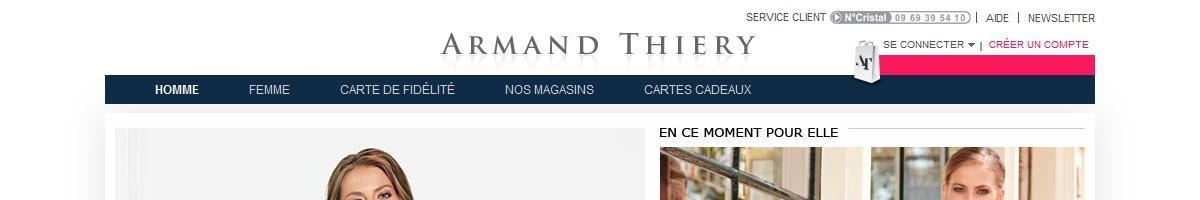 7f1dbe46f214c4 Horaires D ouverture Armand Thiery Clermont Ferrand Le Brézet ...